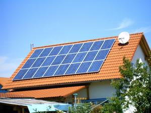 産業用太陽光発電を事務所の屋根へ